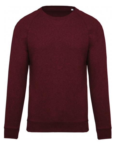 Sweatshirt Col Rond Coton Biologique