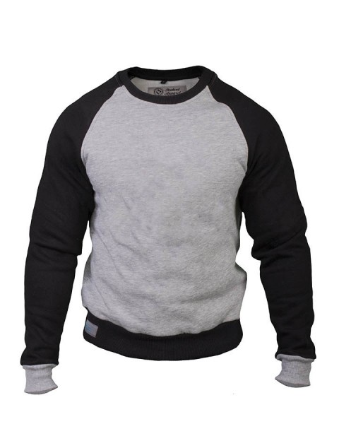 Sweatshirt sur-mesure Col Rond