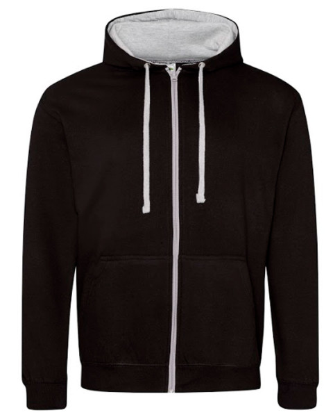 Sweatshirt zippé JH053
