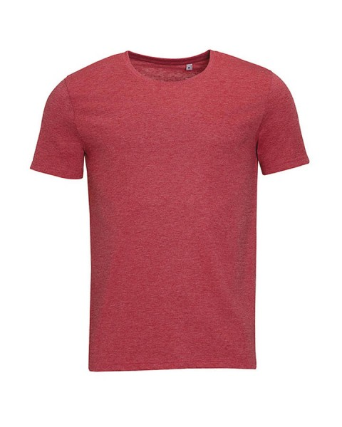 T-shirt Chiné Homme